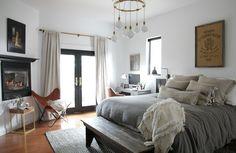 Modern Farmhouse Bedroom {Simple + Christmas} | Jeanne Oliver