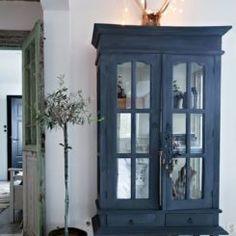 Lacena azul oscuro | Woodies