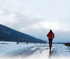 Winter Running Tips