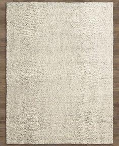 Chunky Braided Wool Rug -RH Baby 8x10 - $1499