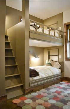 Here are the Kids Bedroom Furniture Buds Beds Ideas. This post about Kids Bedroom Furniture Buds Beds Ideas was posted … Bunk Beds For Girls Room, Adult Bunk Beds, Cool Kids Bedrooms, Kid Beds, Bed Rooms, Bunk Beds For Adults, Kid Bedrooms, Sitting Rooms, Bunk Beds Built In