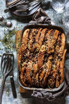 and mushroom bread pudding savory sausage and mushroom bread pudding ...