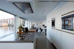 La casa flotante | Casas - Revista de arquitectura y decoración