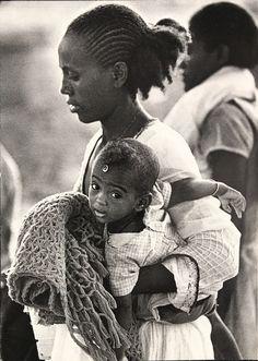 Tigrinya mother Eritrea 1977