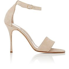 We Adore: The Tres Sandals from Manolo Blahnik at Barneys New York