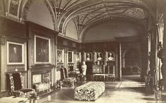 Eaton Hall. Ante-Dining Room | Flickr - Photo Sharing!