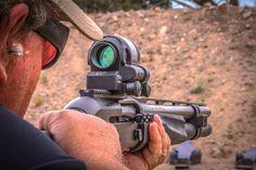 Home Defense: AR vs. Shotgun Find our speedloader now! http://www.amazon.com/shops/raeind