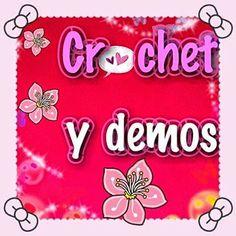 El Jardin Mágico De Mi Princesa: Presentación Crochet Y Demos