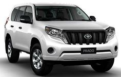Toyota company has set a number of upgrades for the Land Cruiser Prado SUV. Main changes the flagship SUV will get, will be the presence in the line of engines of a totally new borrowed from the new generation Toyota Hilux pickup turbo diesel engine. Toyota 4x4, Toyota Cars, Toyota Hilux, Land Cruiser 2017, Toyota Land Cruiser Prado, Fj Cruiser, 4x4 Trucks, Commercial Vehicle, Autos