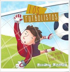 """""""Los futbolistos"""" de Elena Moreno y Blanca Bk"""