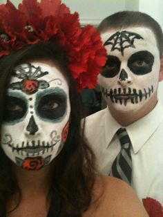 day of the dead for halloween