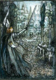 For Gondor by Soni Alcorn-Hender [©2009]