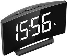 Analog Alarm Clock, Projection Alarm Clock, Radio Alarm Clock, Small Clock, Clock For Kids, Sunrise Alarm Clock, Bedroom Clocks, Wall Clock Silent, Electric Clock