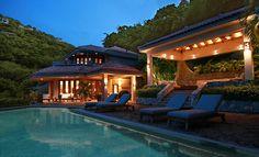 Suite St. John Villas » Sunspot | Ultra Luxury Peter Bay St John Villas