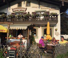 Cafe Edelweiss  in Ettal