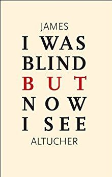 EIBANK Founders SUGGEST '' I WAS BLIND BUT NOW I SEE'' TO READERS