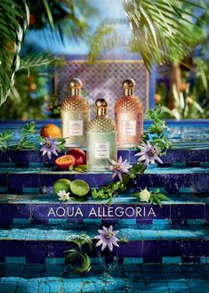 Aqua Allegoria Passiflora Guerlain perfume - a new fragrance for women and men 2018 Still Photography, Phone Photography, Advertising And Promotion, Advertising Design, Advertising Photography, Commercial Photography, Cosmetic Design, Cosmetics & Perfume, New Fragrances