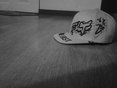 Baseball Hats, Black And White, Fashion, Moda, Baseball Caps, Black N White, Fashion Styles, Black White, Caps Hats