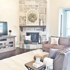 157 best corner fireplace images country fashion country style rh pinterest com