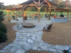like the different levels of roof for different purposes. Outdoor Areas, Outdoor Rooms, Outdoor Living, Pavillion Backyard, Natural Swimming Ponds, Pavilion Design, Fire Pit Area, Backyard Paradise, Outdoor Entertaining