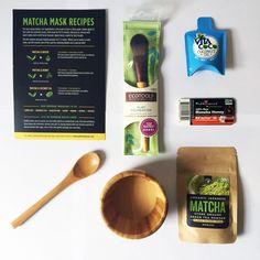 Matcha Green Tea Face Mask DIY Starter Kit #FaceMaskForPores Diy Mask, Diy Face Mask, Charcoal Mask Benefits, Gentle Detox, Green Tea Face, Mask For Oily Skin, Japanese Matcha, Green Tea Powder, Homemade Face Masks