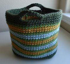 Tote Bag: free pattern