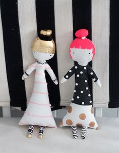 Image of The Doll Face Sewing Pattern