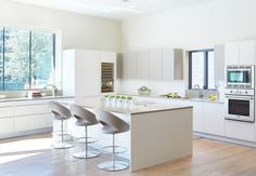 """""""Every kitchen should be made to fit the client and their lifestyle. The kitchen should always be a reflection of the person/family who lives in the home."""" Poggenpohl Dallas designer Jennifer Fordham Q&A for the Dallas Design District blog"""