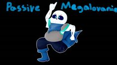 Blueberry Sans Tribute - Passive Megalovania ~Requested By: BB8 In Train...