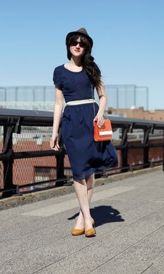 Waterfront Dress