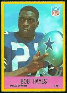 1967 Bullet  Bob Hayes Dallas Cowboys Rings, Dallas Cowboys Decor, Dallas Cowboys Pictures, Dallas Cowboys Football, Philadelphia Football, Nfl Football Players, Football Memorabilia, Football Cards, Baseball Cards