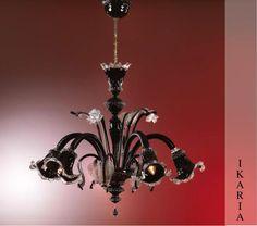 Murano Glass Ikaria Chandelier