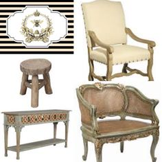 There's still a great selection of special furniture on closeout! And make sure not forget you can still stop by for 20% OFF savings on all floral! #thefrenchbee #closeoutfurniture #shop #homedecor #accentchair #tables #accentfurniture