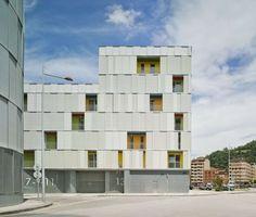 Residential Buildings in Mieres