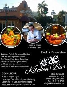 My Designs   PosterMyWall Social Media Marketing, My Design, Miami, Food, Eten, Meals, Diet