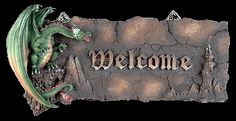 dragon welcome