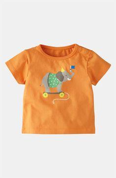 Mini Boden Circus Animal T-Shirt (Baby) | Nordstrom