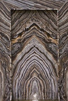 Book matching stone, stunning veining.   pinned by Andrea Rodman Interiors. A Vancouver B.C based interior design firm.