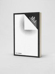 Book cover design for E.M. Cioran's A Short History of Decay