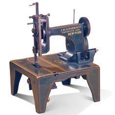 1851 - First Singer Sewing Machine