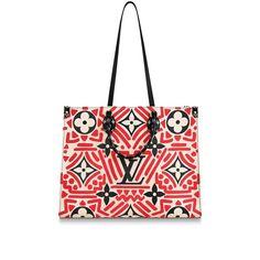 Louis Vuitton Store, Louis Vuitton Handbags, Shape Meaning, Louis Vuitton Official Website, Canvas Handbags, Monogram Canvas, Cowhide Leather, Crafty, Tote Bag
