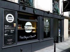 Hank, burger vegan, Paris