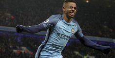 Gabriel Jesus tem até música da torcida do Manchester City; veja o vídeo