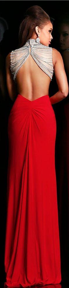Sherri Hill 2014 Collection @}-,-;—