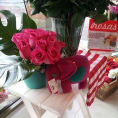Combinaciones que enamoran con ROSAS EN CASA- #RosasConSentimientos / www.RosasenCasa.net