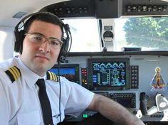 Piloto brasileiro quer entrar para o livro dos Recordes