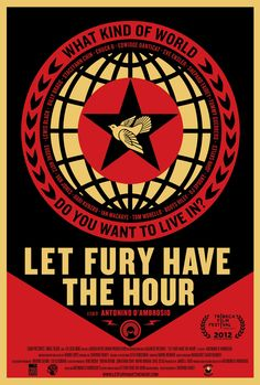 Let Fury Have The Hour, Documentary Featuring 50 Influential Creatives