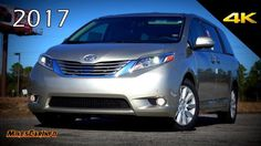 Awesome Toyota 2017: 2017 Toyota Sienna Limited Premium - Ultimate In-Depth Look in 4K...  VIDEOS ! Check more at http://carsboard.pro/2017/2017/04/20/toyota-2017-2017-toyota-sienna-limited-premium-ultimate-in-depth-look-in-4k-videos/