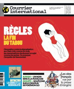 Courrier International 1348, du 01 septembre 2016