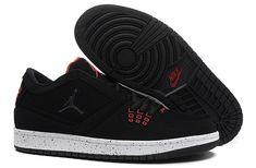 huge selection of 70f65 9049d 2015 New Air Jordan 1 Flight Low Black White Mens Shoes Nike AJ Sneakers,  cheap Air Jordan I Retro, If you want to look 2015 New Air Jordan 1 Flight  Low ...